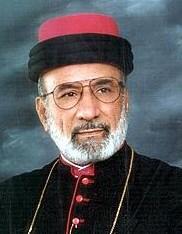 Архієпископ Багдада Гевардіс Сільва, дослідник Плащаниі, фото 2002 року