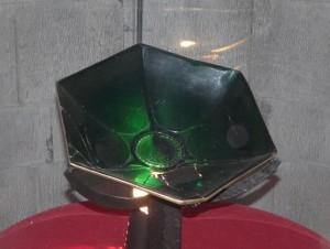 Чаша з Генуї, яка за переказом має відношення до Ісуса Христа, можливо в неї зібрали кров Ісуса