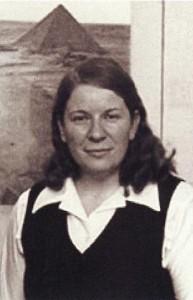 Доктор Євгенія Нітовські (1949 - 2007), засновник Аріельського музею Біблійної археології і дослідник Плащаниці