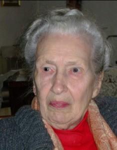 Дороті Кріспіно (1916 - 2014), засновниця і редактор журналу Shroud Spectrum International