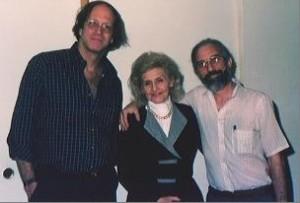 Дослідники Плащаниці - Вільям Мехам, Емануелла Марінеллі та Баррі Шворц