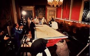 Дослідження Туринської Плащаниці командою STURP в 1978 році