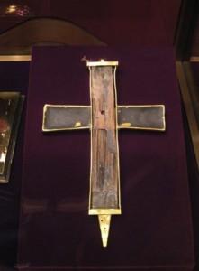 Фрагмент Хреста Господнього, зберігається у Відні