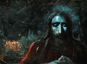 Ісус в Гетсиманському саду