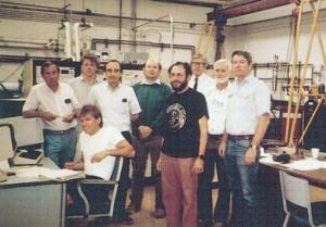 Команда вчених з Арізони, які датували Плащаницю радіовуглецевим методом