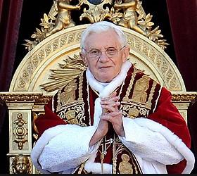 Папа Бенедикт XVI