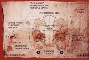 Плями крові на Сударіумі з Ов'єдо