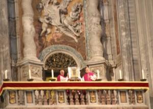 Показ ватиканського Плата Вероніки