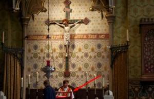 Реліквія з кров'ю Христа у Брюгге