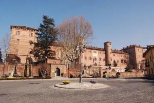 Савойський замок Монкальєрі, де Плащаниця перебувала з 18 липня по 25 серпня 1474