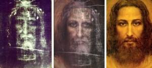 Туринська Плащаниця, реконструкція обличчя і портрет Ісуса Христа