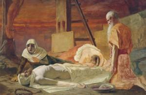 Зняття Ісуса з Хреста