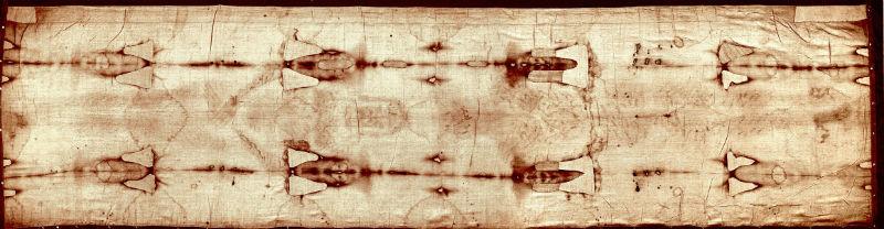 Туринська Плащаниця Христа — Shroud of Turin — Sindone di Torino