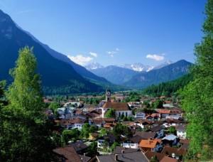 Баварія - місце, де проповідував святий Ажіль