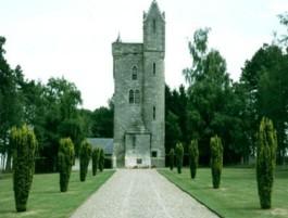 Замок в Ольстері