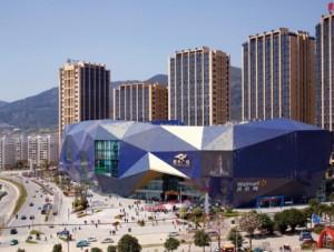 Сучасне місто Фучжоу