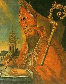 Святий Альтфрід Мюнстерський