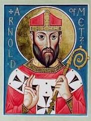 Святий Арнульф Мецський