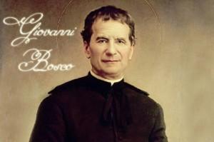 Святий Іоанн (Джованні) Боско