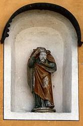 Зображення святого Альбана Майнцського