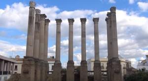 Руїни римського храму у Кордові