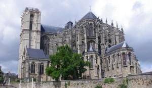 Собор в Ле-Мані