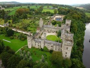 Замок в Лісморі, Ірландія