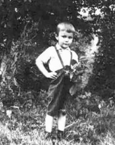 Кароль Войтила в дитинстві
