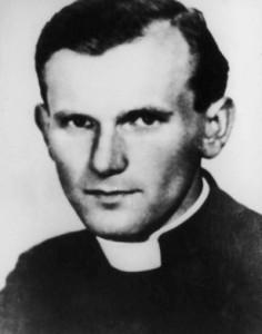 Молодий священик Кароль Войтила