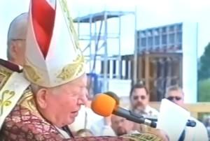 Проповідь Іоанна Павла ІІ у Львові