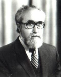 Професор Заборовський Ярослав Юрієвич - ідейний натхненник та редактор книги про Папу