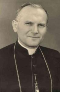 Священик Кароль Войтила, майбутній Папа Іоанн Павло ІІ