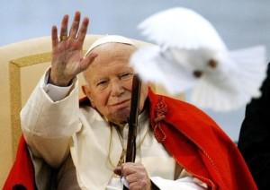 Вічно молодий духом Іоанн Павло ІІ
