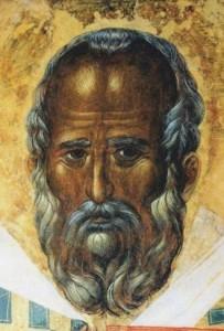 Вважається, що ця ікона написана з прижиттєвого портрета святого Миколая