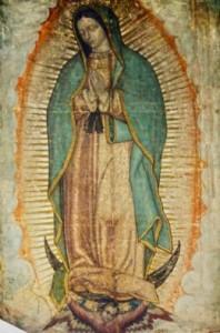 Ікона Матері Божої Гваделупської