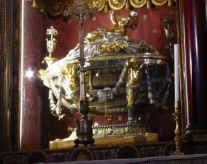 Релікварій з яслами