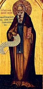 Святий Анастасій Сінаїт