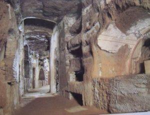 Катакомби святого Калліста у Римі