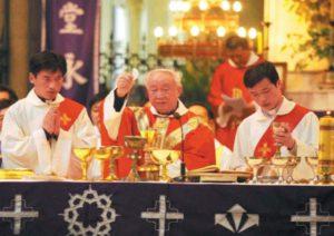 Китайські католики