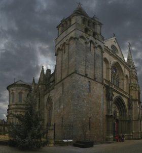 Собор у місті Ванн