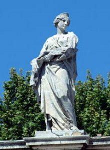 Свята Бальбина Римська