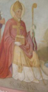 Святий Арсакій