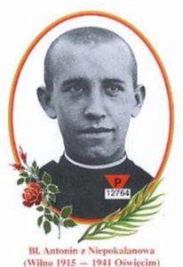 Святий Ян Антонін Баєвський