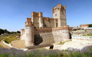 Замок у Медіна-дель-Кампо