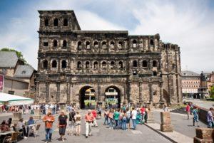 Римські ворота у Трірі