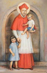 Святий Беллармін - покровитель людей із синдромом Дауна
