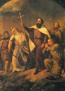 Святий Бруно Кверфуртський