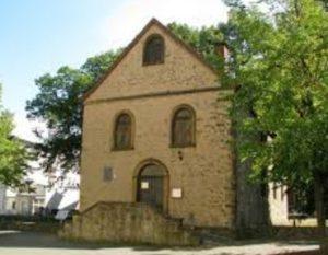 Каплиця святого Вальтера із Дорнберга