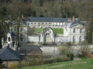 Фонтенельське абатство