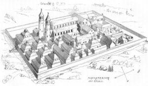 Монастир Сент-Галлен